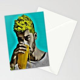Zayn Malik Pop Art Stationery Cards