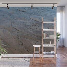 Ocean Floor Sand Ripples Wall Mural