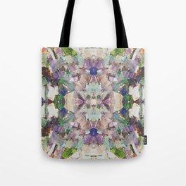 Beautifully Broken | Abstract Glass Art Tote Bag