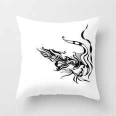 Dragon — Alternative t-shirt style (small image) Throw Pillow