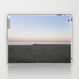 Winter Sunset By The Sea  Laptop & iPad Skin