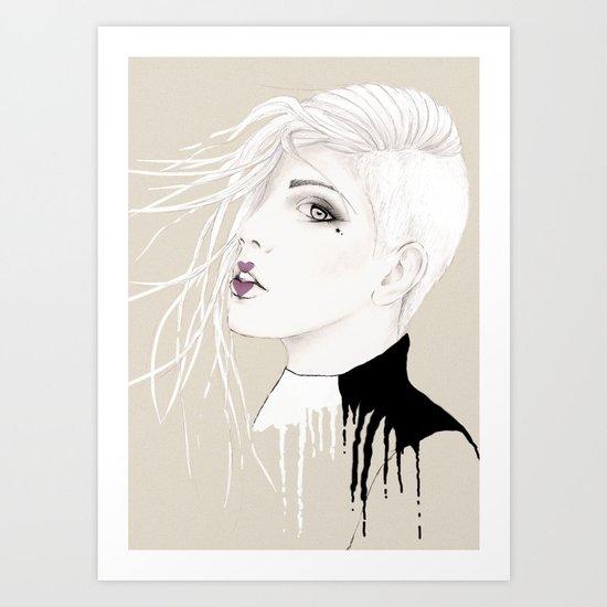 NEOPUNK Art Print