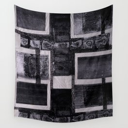 Charcoal Wall Tapestry
