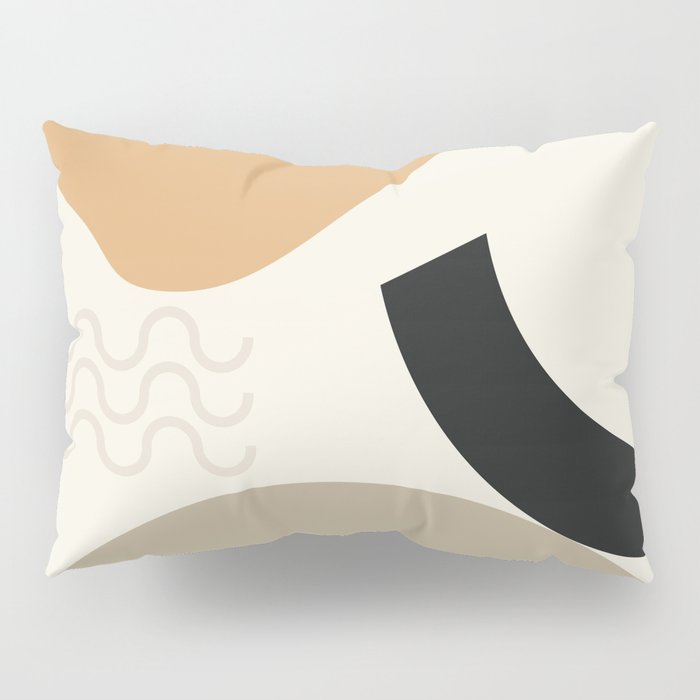 // Shape study #24 Pillow Sham