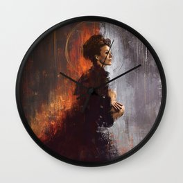 Medea Wall Clock