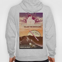 Gay Marriage Killed the Dinosaurs Hoody