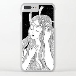 Eve Clear iPhone Case