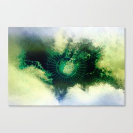 Karmic SOS Canvas Print