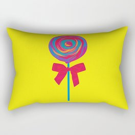 Bittersweet Candy Rectangular Pillow