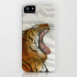 Liger / Fire iPhone Case