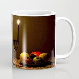 First Candle Coffee Mug