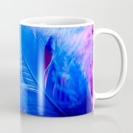 Caressing Blues Coffee Mug
