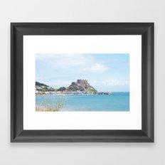 Elizabeth Castle Framed Art Print