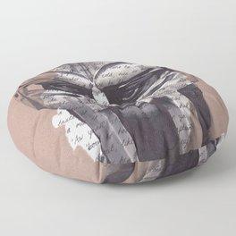 MF DOOM Portrait Floor Pillow