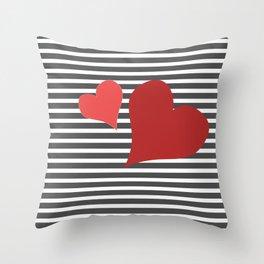 Sea lover Throw Pillow