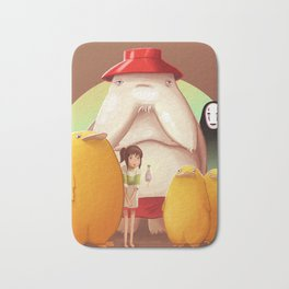 Studio Ghibli - Radish Spirit Bath Mat
