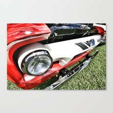 grill Canvas Print