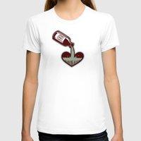 fitzgerald T-shirts featuring F. Scott Fitzgerald by Kip Noschese