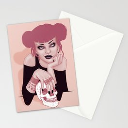 What Doesn't Kill You... Stationery Cards
