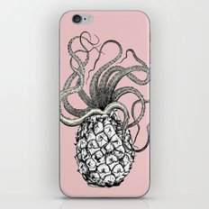 Anoctopus iPhone Skin