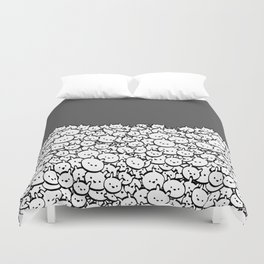 minima - bundle Duvet Cover