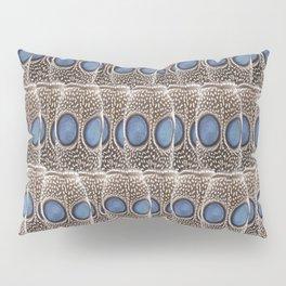 Blue Peafowl Pillow Sham