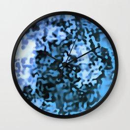Brutal Wall Clock