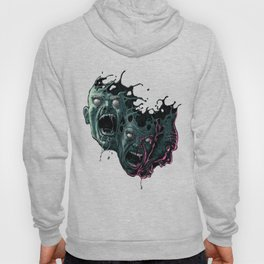 Cathartic Chaos (color) Hoody