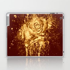 golden  rose explosion Laptop & iPad Skin