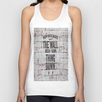 motivational Tank Tops featuring Motivational quote n. 2 by AnnaF31