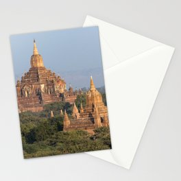 Htilominlo Temple, Bagan, Burma Stationery Cards