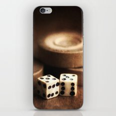 The Game iPhone & iPod Skin