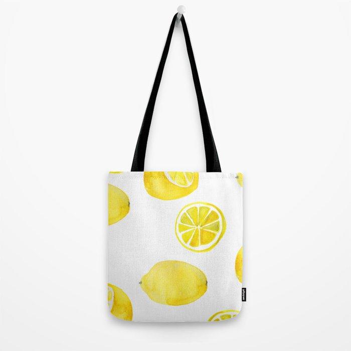 Lemon -ade Tote Bag