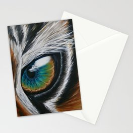 Inaction - Tiger Stationery Cards