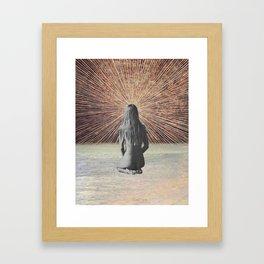 Star Valley Framed Art Print