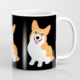 Cute Little Corgi Coffee Mug