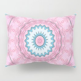 """Gossamer Pattern"" Pillow Sham"