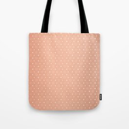 Art Deco, Simple Shapes Pattern 1 [ROSE GOLD] Tote Bag