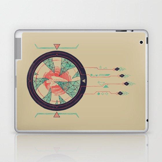 Digital Catcher Laptop & iPad Skin