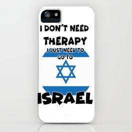 ISRAEL! iPhone Case