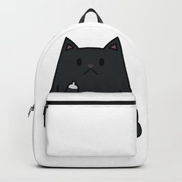 Cat Flipping Out Backpack