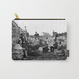 Hovedøya, Oslo c.1860 Carry-All Pouch