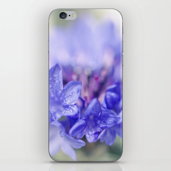 Blue Beauty..... (part 2) iPhone & iPod Skin