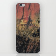 when nobody it's here iPhone & iPod Skin