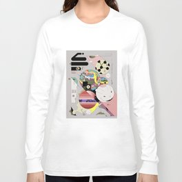 Spiteful Happy Long Sleeve T-shirt