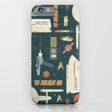 To Boldly Go... iPhone 6 Slim Case