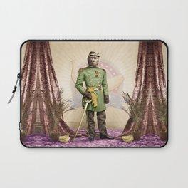 General Simian of the Glorious Banana Republic Laptop Sleeve