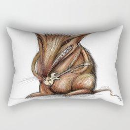 RockRat Rectangular Pillow