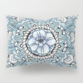 Mandala: Tropics Intertwined Pillow Sham