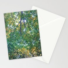 forest 013 Stationery Cards